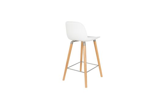 albert kuip white Counter stool Clipped