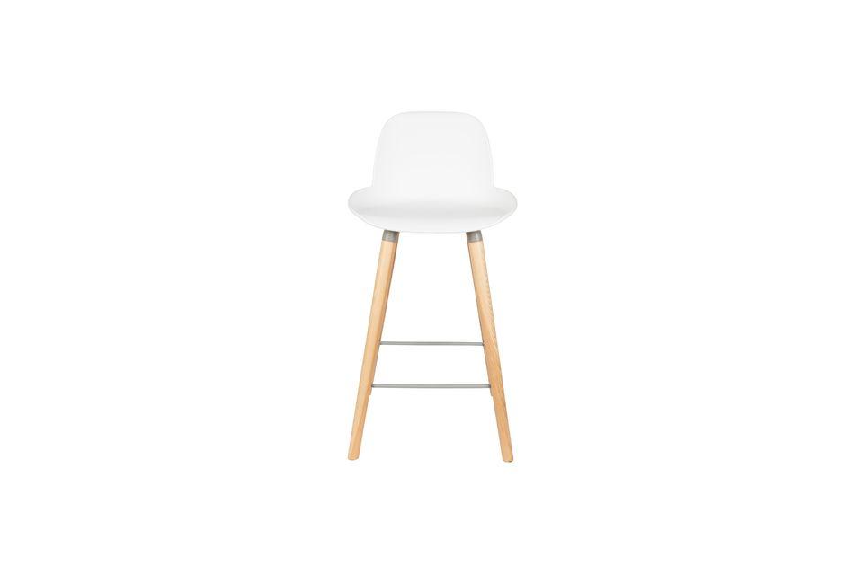 albert kuip white Counter stool - 5