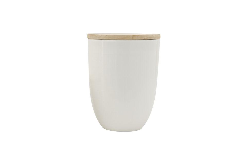 Antichan Jar with lid Bloomingville