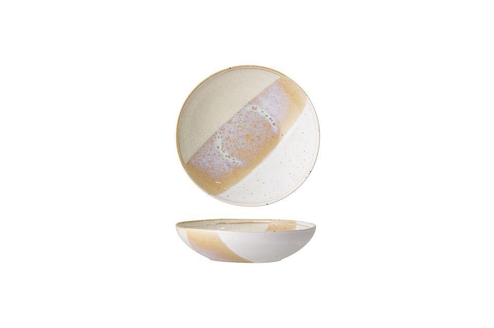 A nice original and unique stoneware bowl