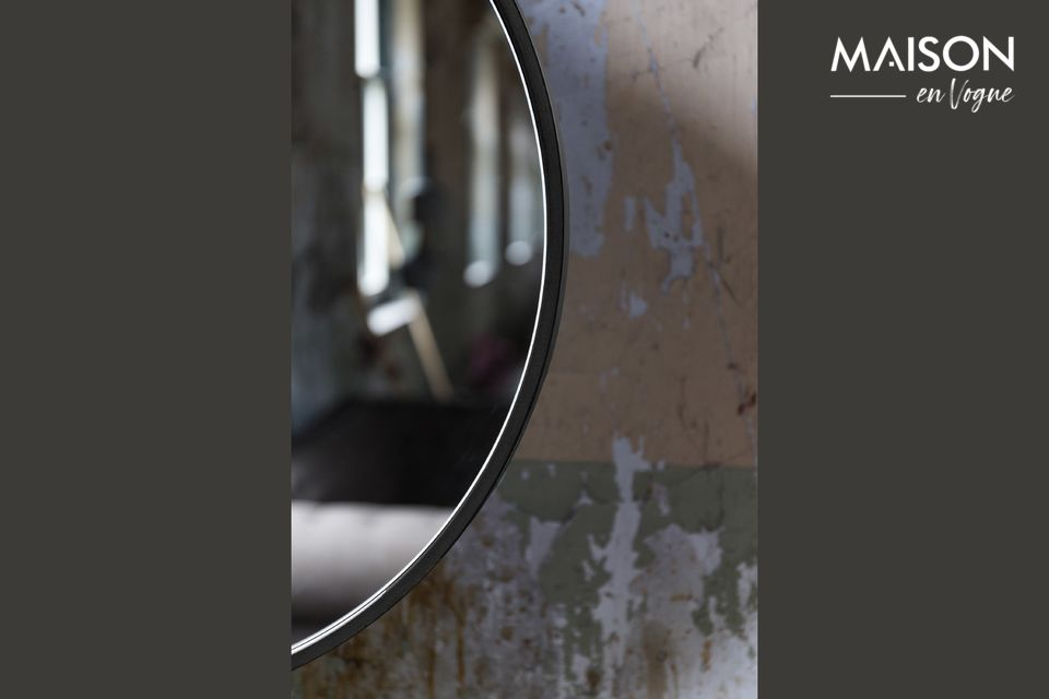 Attractive Mirror is available in several sizes and colors