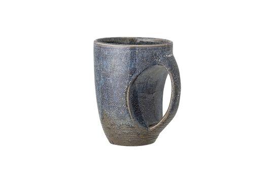 Aura blue mug Clipped