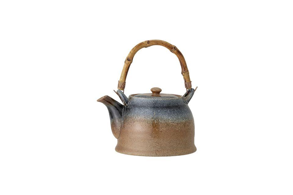 Aura porcelain teapot Bloomingville