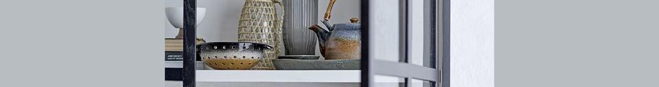 Material Details Aura porcelain teapot