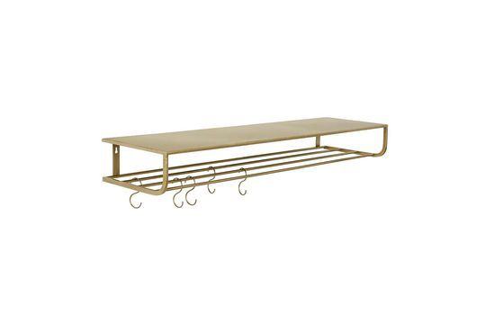 Aydius metal shelf