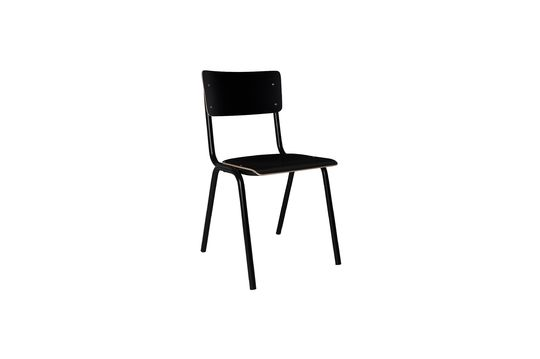 Back To School Chair Black