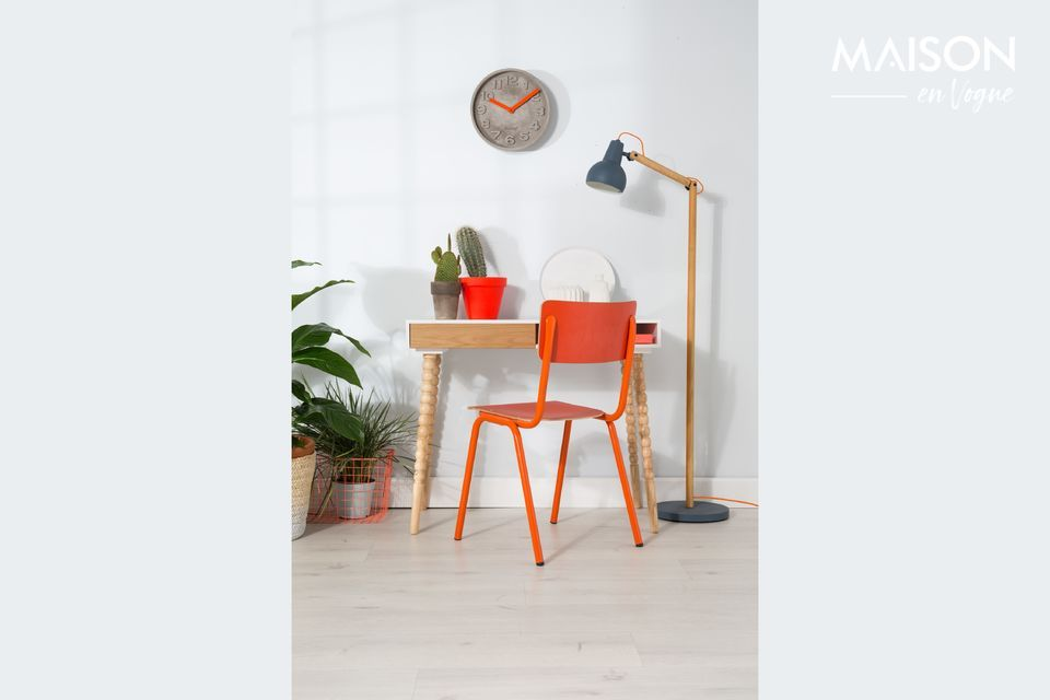 This Back to School chair will give freshness to your interior decoration while reviving your