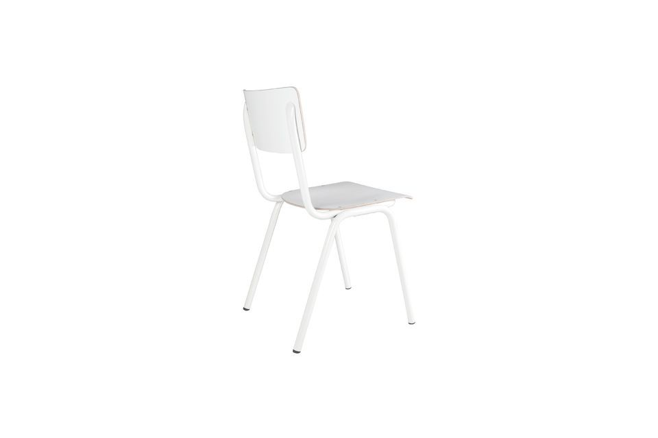 Back To School Chair White - 11