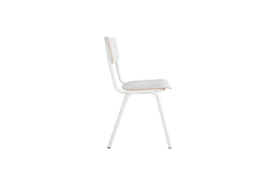Back To School Chair White - 12