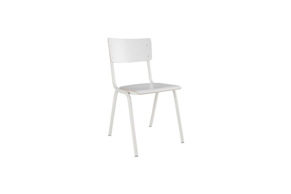 Back To School Chair White - 10