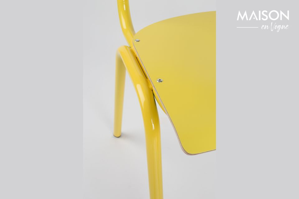 Back To School Chair Yellow - 6