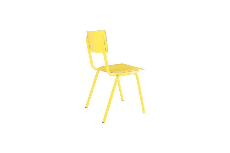 Back To School Chair Yellow - 8