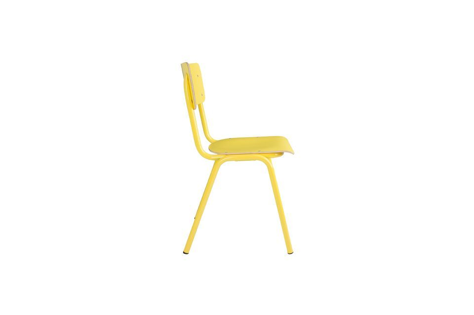 Back To School Chair Yellow - 9