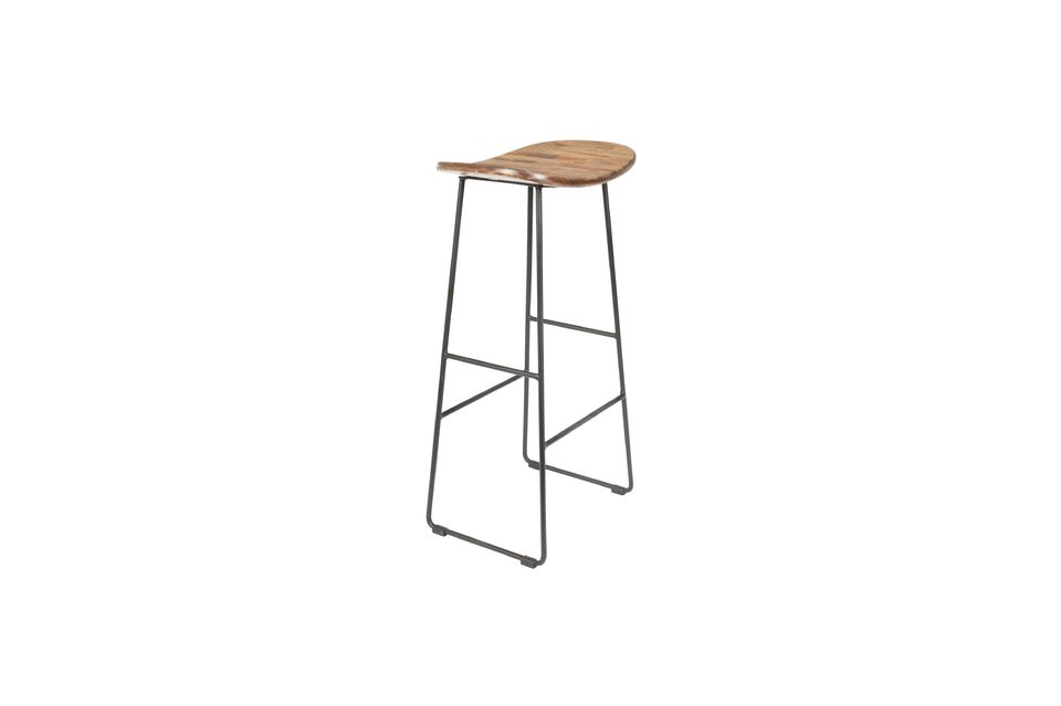 This superb stool will find its perfect place in your home