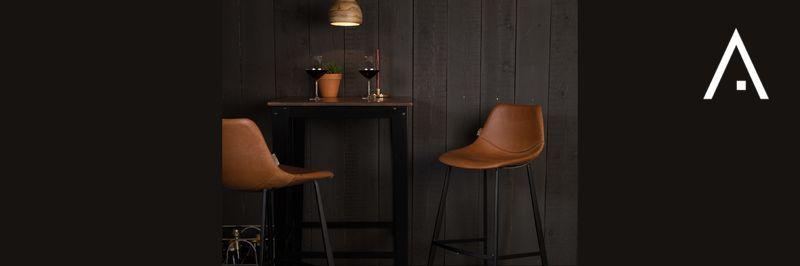 Bar stools Dutch Bone