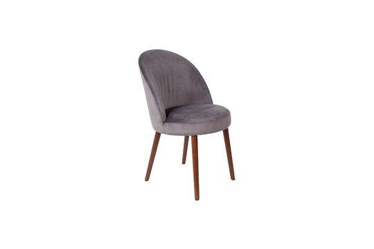 Barbara Grey Chair