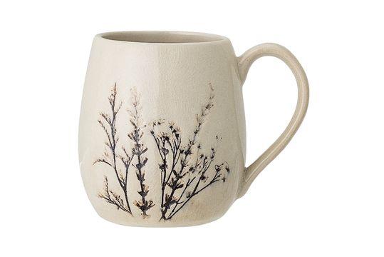 Bea Stoneware mug Clipped