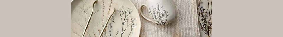 Material Details Bea Stoneware mug