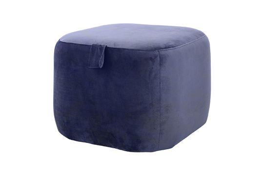 Bella Blue pouf