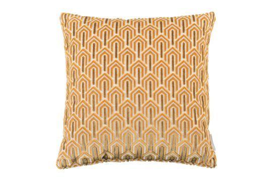 Beverly Yellow Cushion