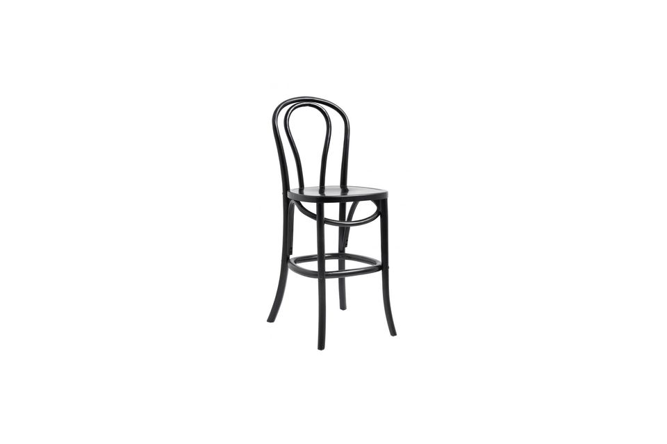 The Bistro bar stool stands out by its height