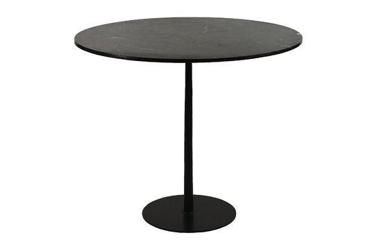 Black Bistro Table