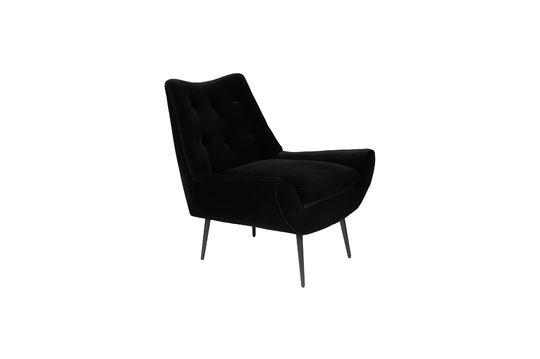 Black Glodis Armchair