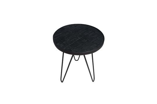 Black Market Side Table Clipped