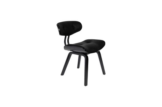 Blackwood Black Chair