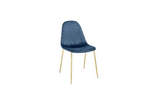 Blue Em Chair