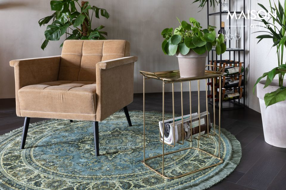 Bodega Carpet green 175 cm
