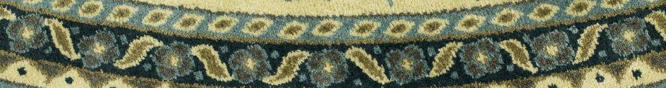 Material Details Bodega Carpet green 175 cm