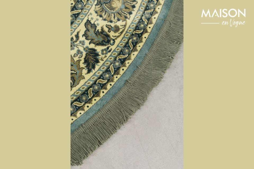 Bodega Carpet green 175 cm - 5