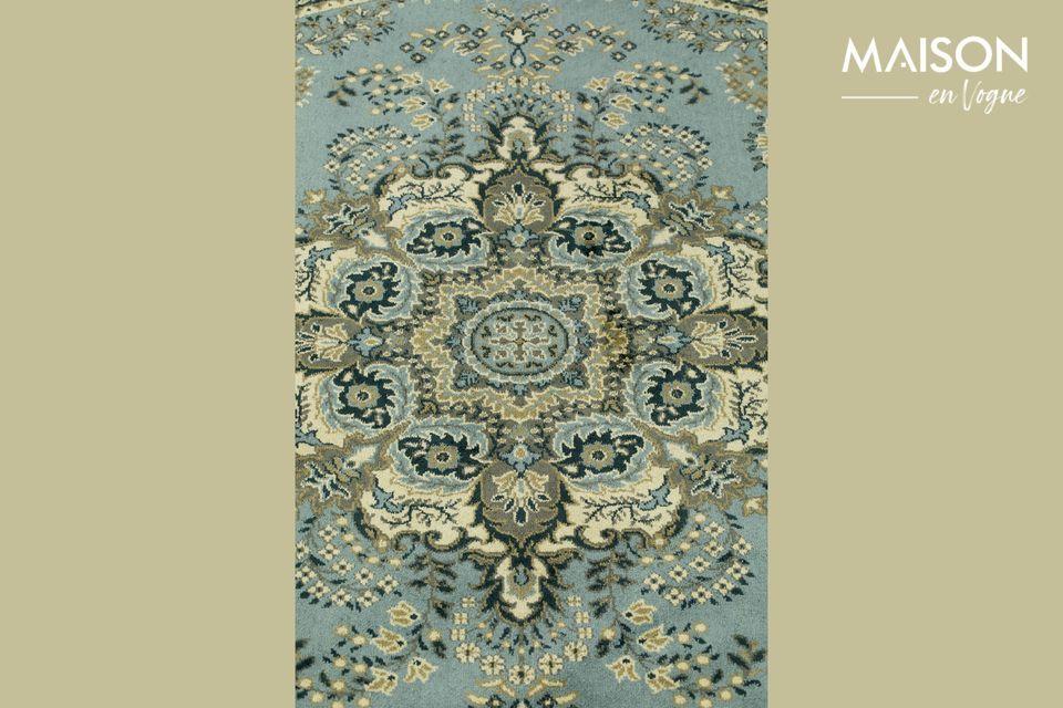 Bodega Carpet green 175 cm - 6