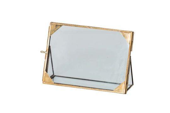 Brass corner frame Jars Clipped
