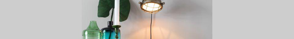 Material Details Brass Evan Wall Lamp