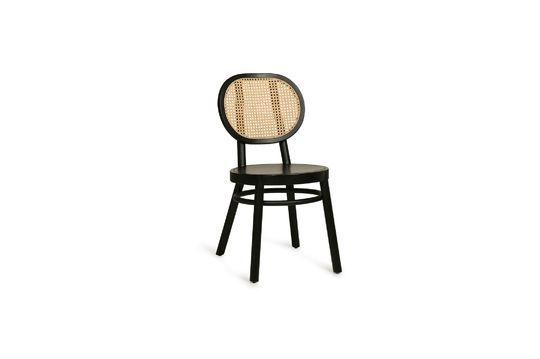 Broglie retro wicker chair