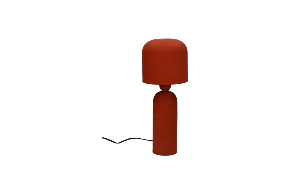 Bul Table lamp Terracotta Pomax