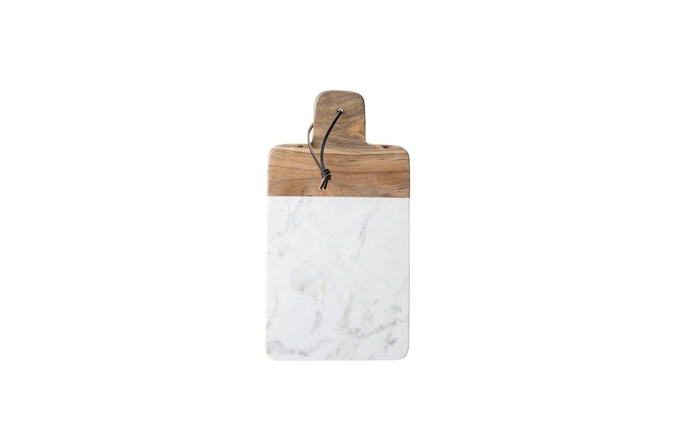 Cairanne White marble cutting board Bloomingville