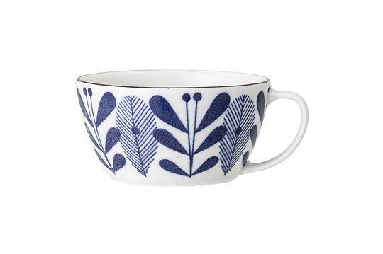 Camellia porcelain mug Clipped