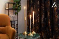 Candle holders Dutch Bone