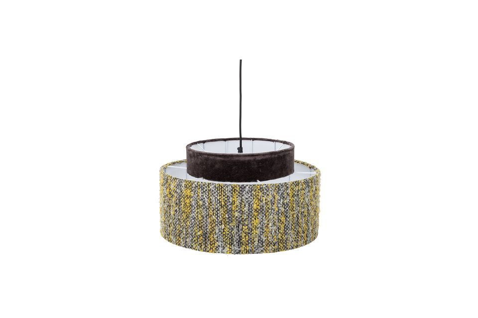 It will match perfectly with your cushions, furniture and other velvet interior accessories