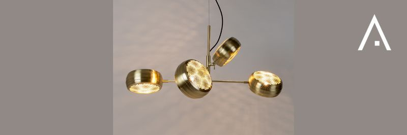 Ceiling lights Zuiver
