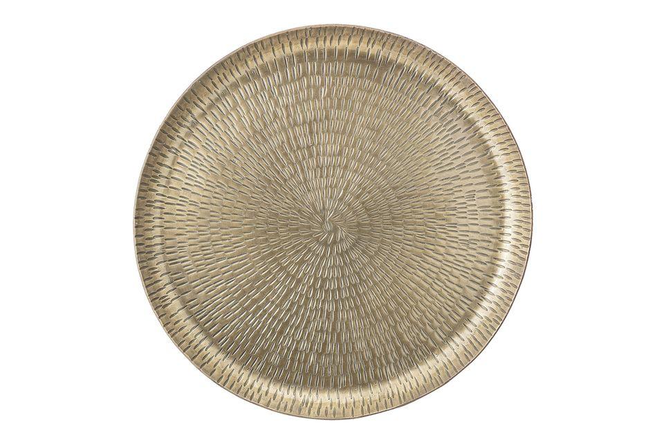 Chelun Brass Tray Bloomingville