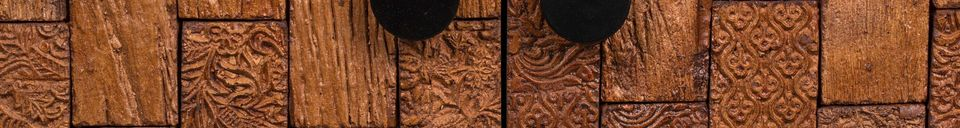 Material Details Chisel Buffet