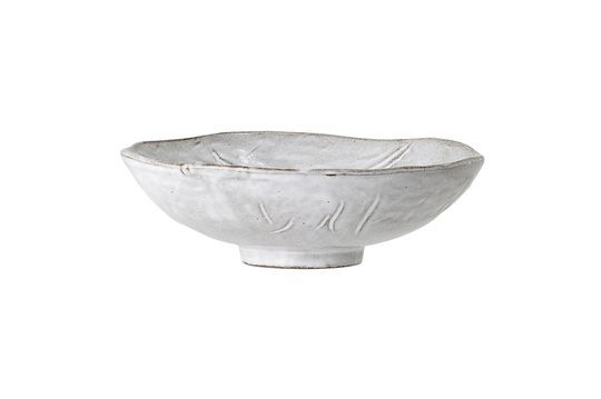 Clamélia stoneware bowl Clipped