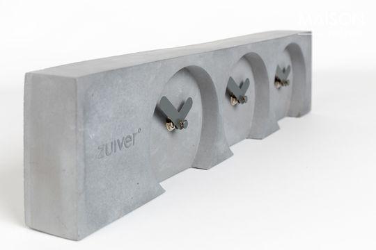 Concrete Zone Time Clock