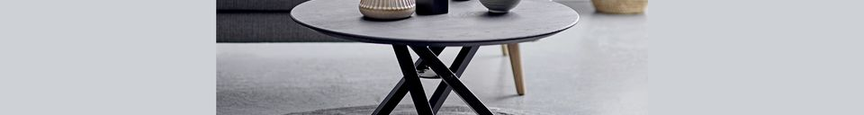 Material Details Connor coffee table