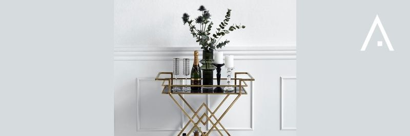 Console tables Nordal