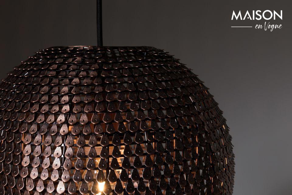 Cooper Round Hanging lamp 40 centimeters - 6